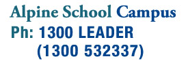 Alpine School Campus  - 1300 LEADER