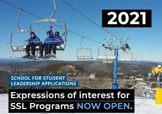 2021 SSL Programs - Application & Expression of Interest Form