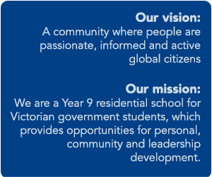 School for Student Leadership - Our Aims. Our Mission.