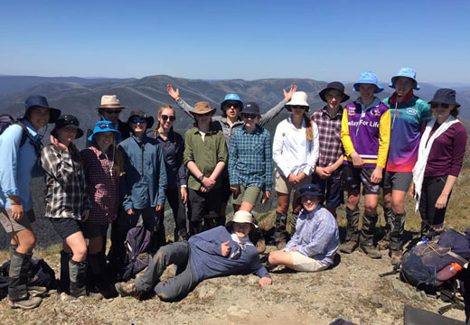 A Successful Hike to Mt Feathertop