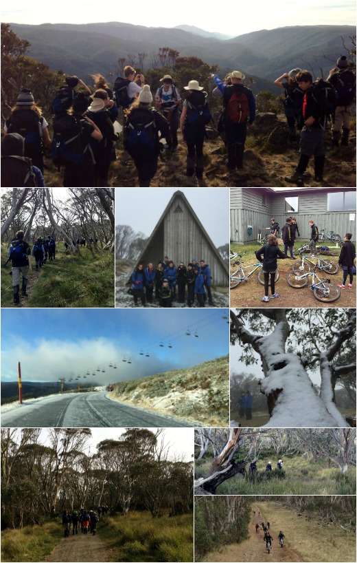 On-Campus Term 2B Program - Hiking, Mountain Biking and Photography Practice