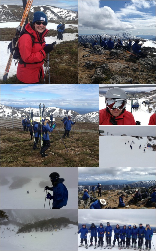 Term 3 - Downhill Skiing
