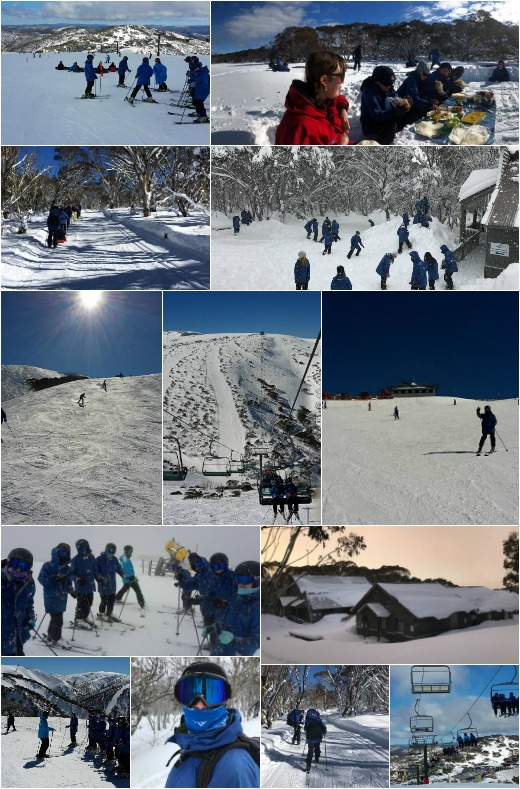 Term 3 - Expo, Downhill Skiing at Mt Hotham and X-Country Skiing