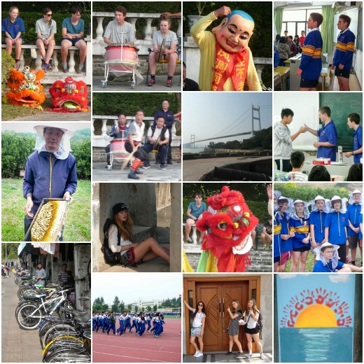 The Adventures of Our Victorian Young Leaders to China