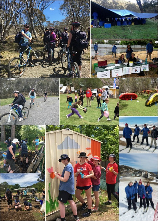 Term 4 - Community Activities and Mountain Bikes